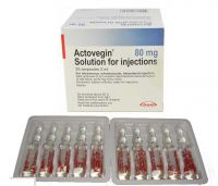 25 amp. Actovegin rr d / 2ml in.80mg amp. (Kusum Pharm). Free shipping (1)