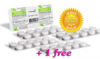 30+10 tab. Validol Farmak (4*10 tabs 60mg) Calming Sedative Effect. Free shipping