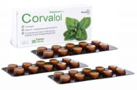 30 tab. Corvalol Farmak, 3 blisters of 10 tablets. Free shipping